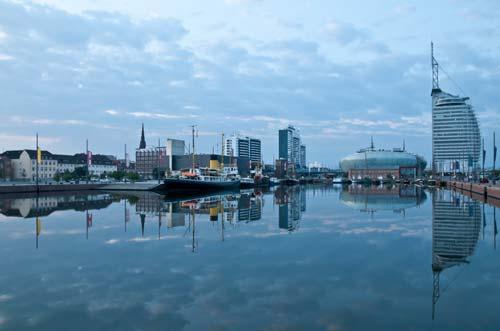 bremerhaven-skyline